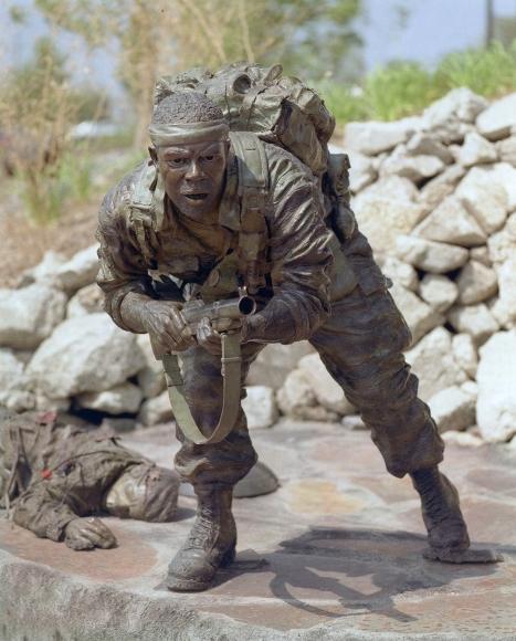 Vietnamese Soldier - Munster Indiana
